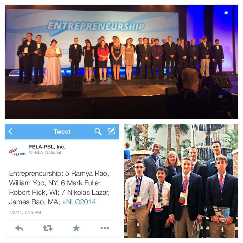 FBLA shines at State Leadership Conference